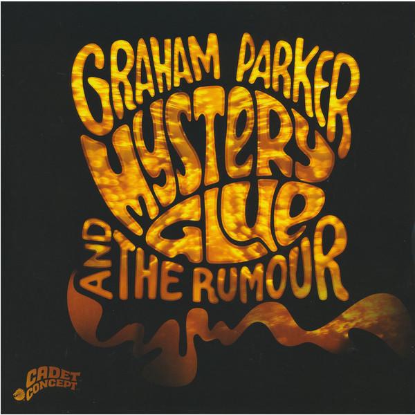 Graham Parker Graham Parker - Mystery Glue часы graham
