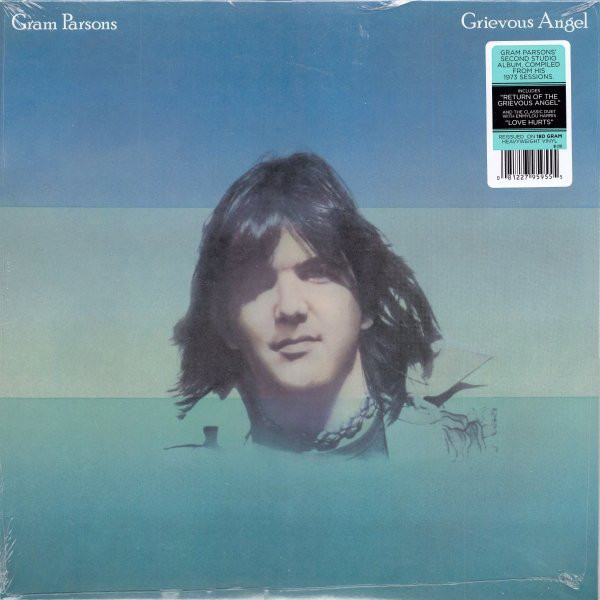 Gram Parsons Gram Parsons - Grievous Angel (180 Gr) jai prakash embedded metal nanoparticles by ion beam mixing