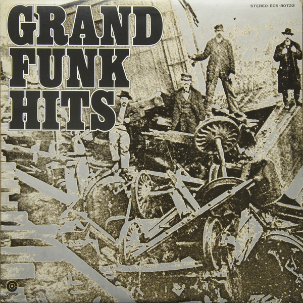 Grand Funk Railroad Grand Funk Railroad - Grand Funk Hits (japan Original. 1st Press. Promo) (винтаж) richard wright richard wright wet dream 1st press japan original master sound винтаж