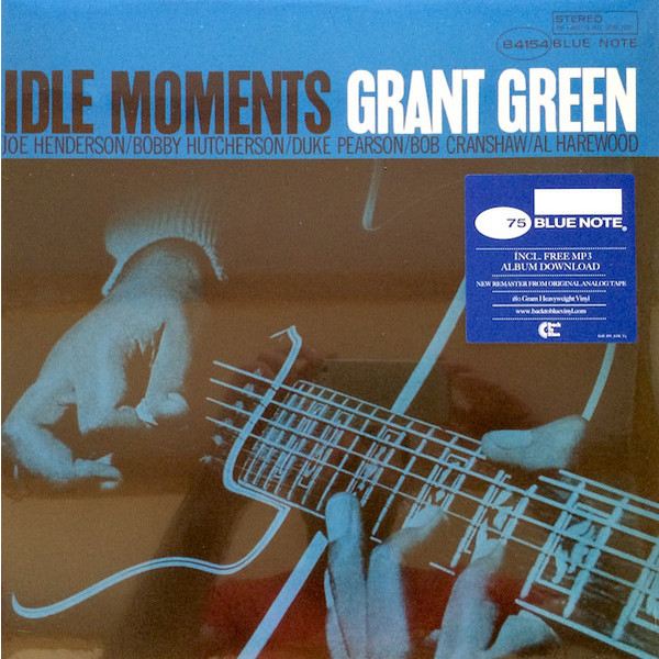 Grant Green Grant Green - Idle Moments