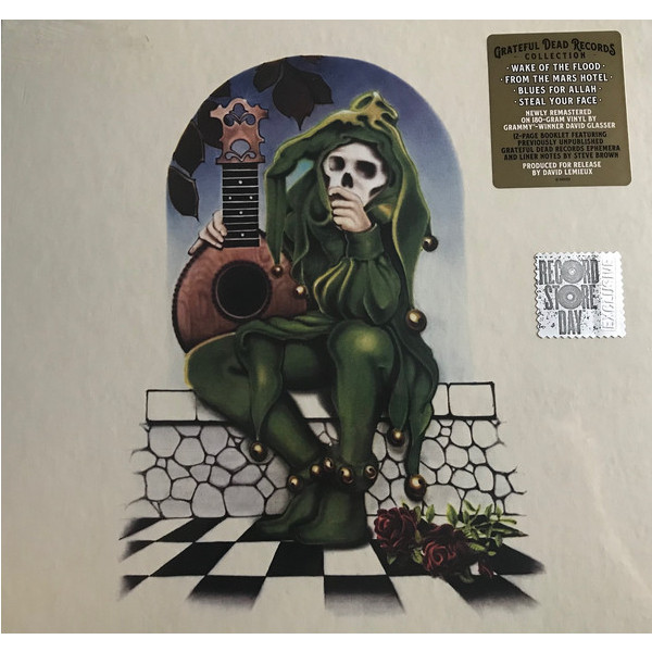 Grateful Dead Grateful Dead - Grateful Dead Records Collection (5 LP) недорого