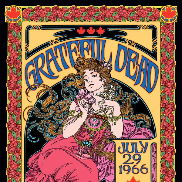 Grateful Dead Grateful Dead - P.n.e. Garden Auditorium, Vancouver, British Columbia, Canada, 7/29/66 (2 LP) the grateful dead grateful dead shrine exposition hall los angeles ca november 10 1967 3 lp