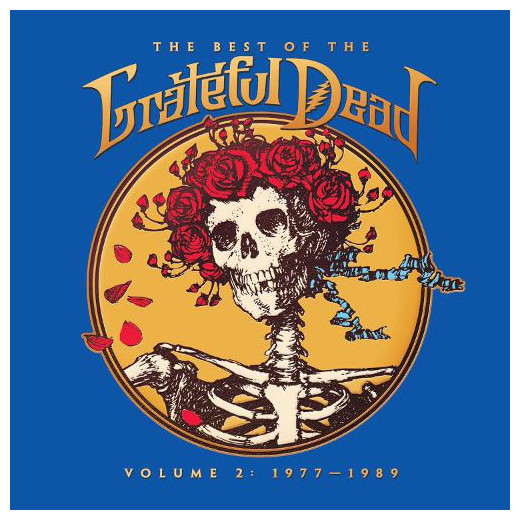 Grateful Dead Grateful Dead - The Best Of The Grateful Dead Vol. 2: 1977-1989 (2 LP) the works of edmund spenser vol 8
