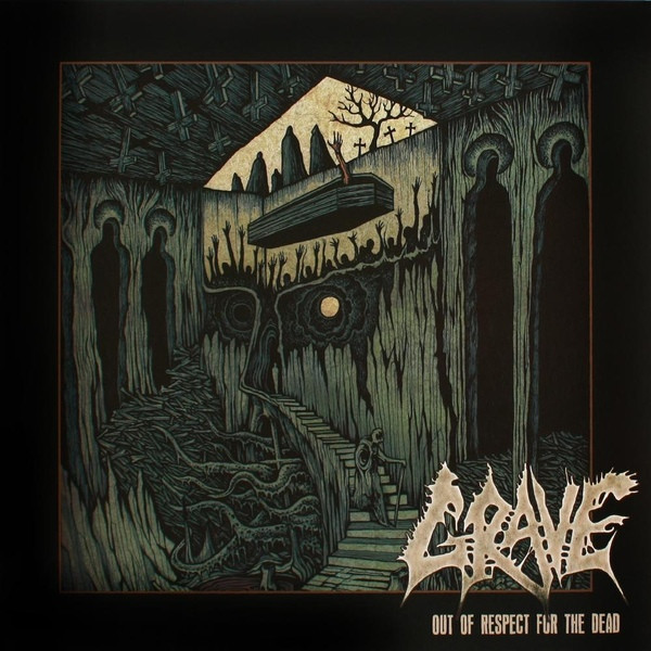 GRAVE GRAVE - OUT OF RESPECT FOR THE DEAD grave