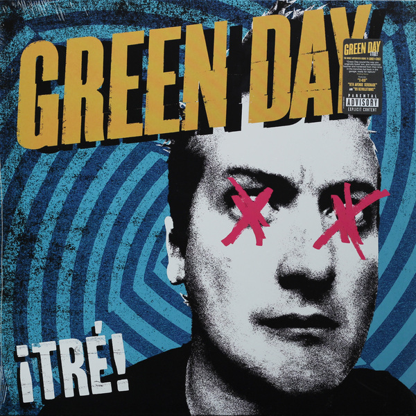 GREEN DAY GREEN DAY - TRE