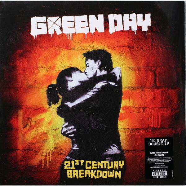 GREEN DAY GREEN DAY - 21ST CENTURY BREAKDOWN (2 LP) радиатор отопления stout space 350 биметаллический 4 секции srb 0310 035004