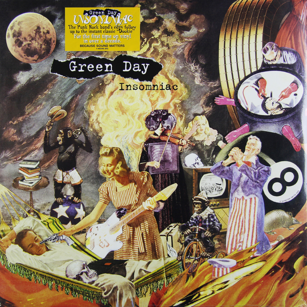 Green Day Green Day - Insomniac green day