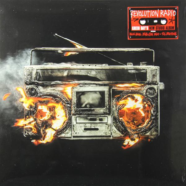 Green Day Green Day - Revolution Radio green day green day revolution radio picture disc