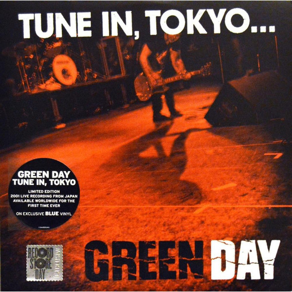 GREEN DAY GREEN DAY - TUNE IN, TOKYO…