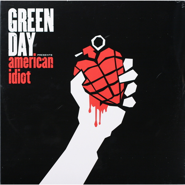 Green Day Green Day - American Idiot (2 LP) green day