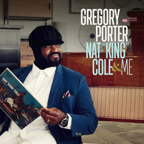 Gregory Porter Gregory Porter - Nat King Cole   Me (2 Lp, Colour) anastasia catris colour me mindful tropical