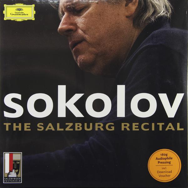 Григорий Соколов Григорий СоколовGrigory Sokolov-the Salzburg Recital (2 Lp, 180 Gr) the black keys the black keys el camino 2 lp