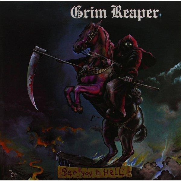 Grim Reaper Grim Reaper - See You In Hell (180 Gr) reaper man