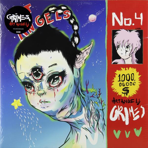 Grimes Grimes - Art Angels