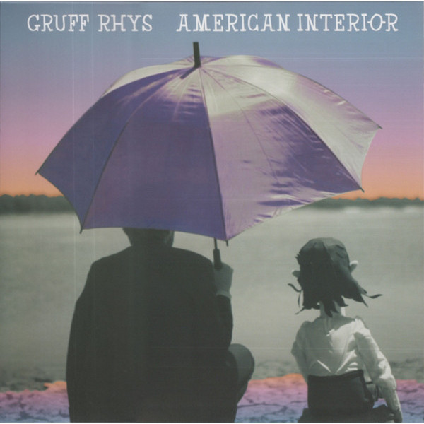 GRUFF RHYS GRUFF RHYS - AMERICAN INTERIOR (LP + CD) 2017 vintage pu women d orsay flats shoes spring autumn sexy pointed toe woman casual low heel basic flats casual loafers gray