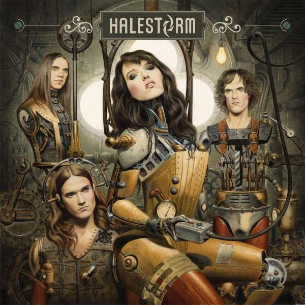HALESTORM HALESTORM - HALESTORMВиниловая пластинка<br><br>
