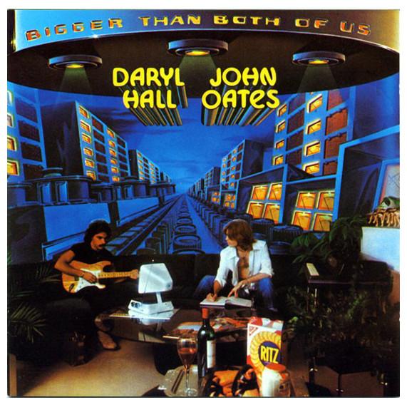 Daryl Hall   John Oates Daryl Hall   John OatesHall   Oates - Bigger Than Both Of Us (180 Gr)  joyce carol oates mudwoman