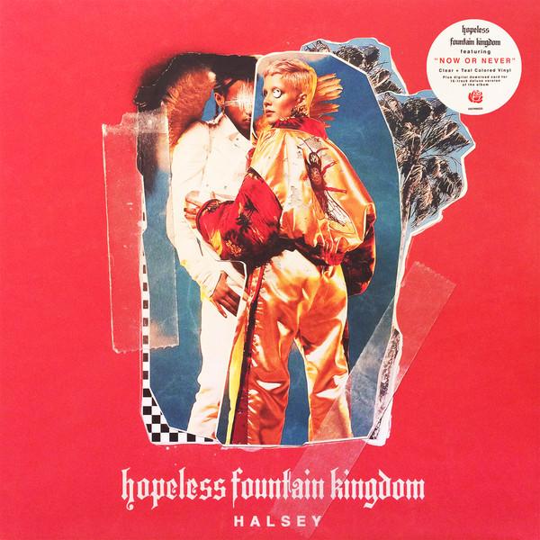 чехол для iphone 7 глянцевый printio halsey hopeless fountain kingdom Halsey Halsey - Hopeless Fountain Kingdom