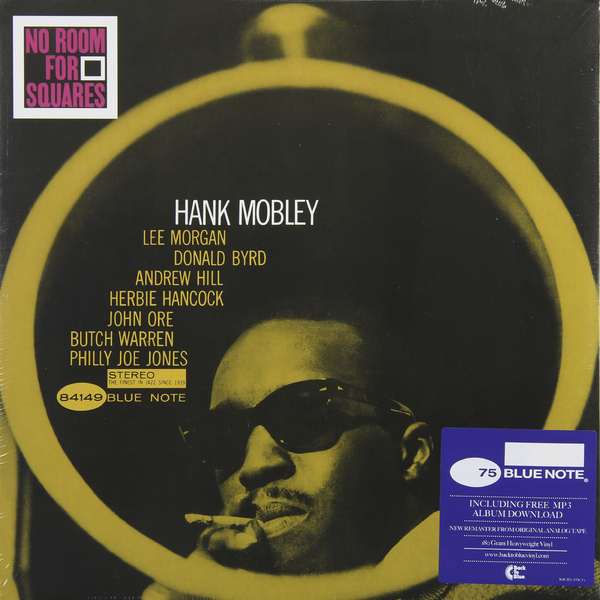 где купить  Hank Mobley Hank Mobley - No Room For Squares (180 Gr)  по лучшей цене