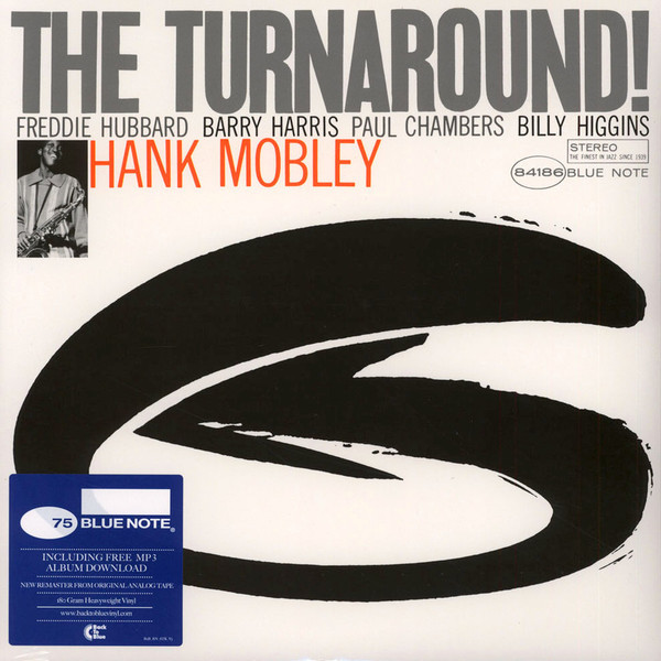 HANK MOBLEY HANK MOBLEY - THE TURNAROUND nike air turnaround ebay