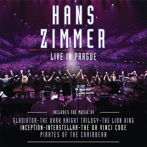 Hans Zimmer Hans Zimmer - Live In Prague (4 LP) 2016 bigbang world our made final in seoul live