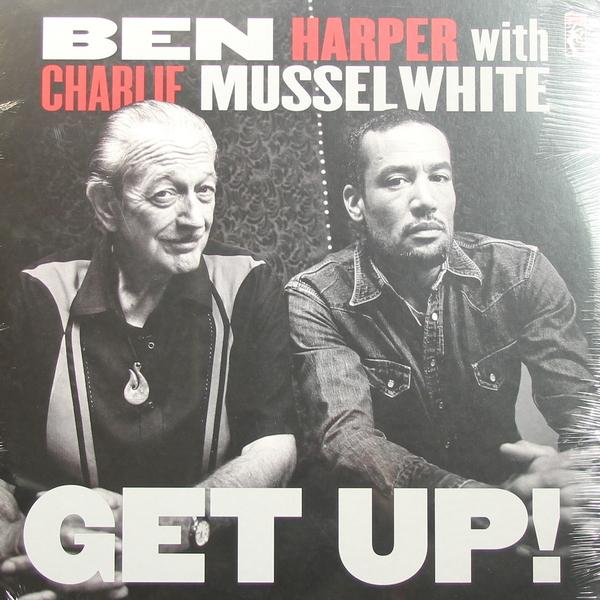 Ben Harper Ben Harper - Get Up недорого