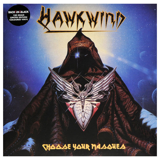 hawkwind hawkwind levitation limited expanded edition 3 cd Hawkwind Hawkwind - Choose Your Masques (2 Lp, 180 Gr, Colour)