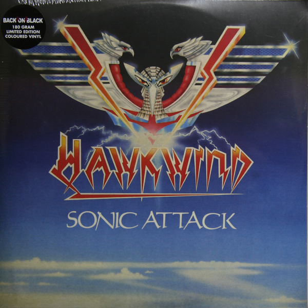 HAWKWIND HAWKWIND - SONIC ATTACK (2 LP, 180 GR) significance of human papilloma virus in the uterine cervical cancer