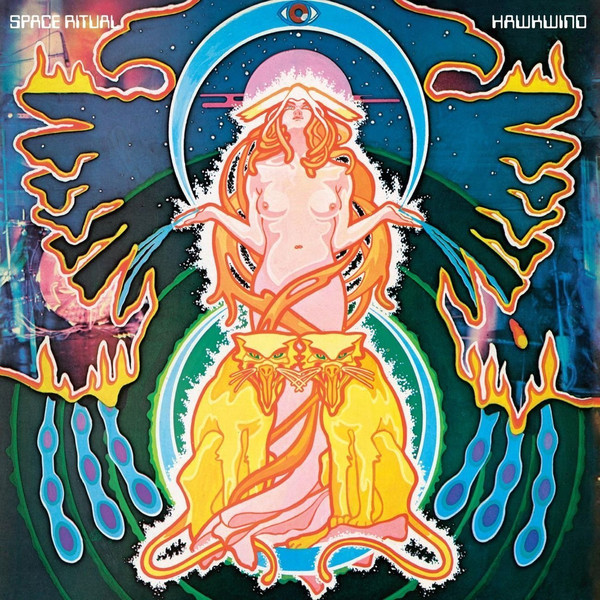 hawkwind hawkwind levitation limited expanded edition 3 cd Hawkwind Hawkwind - Space Ritual (2 LP)