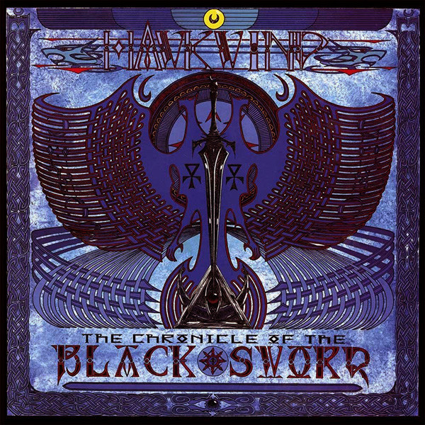 Hawkwind Hawkwind - The Chronicle Of The Black Sword (2 Lp, Colour)