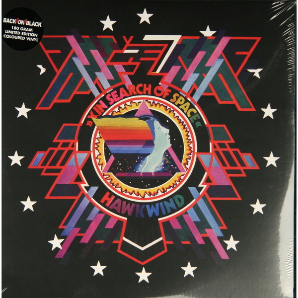 HAWKWIND HAWKWIND-IN SEARCH OF SPACE (2 LP, 180 GR)