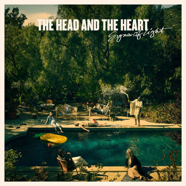 Head And The Heart Head And The Heart - Signs Of Light рэмо парус dx usb