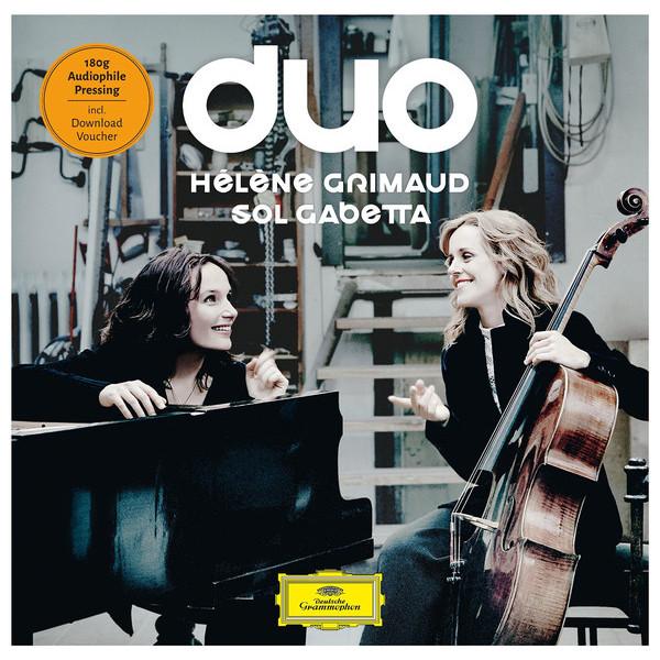 Helene Grimaud   Sol Gabetta Helene Grimaud   Sol Gabetta - Duo (2 LP) палатка sol wonder 2