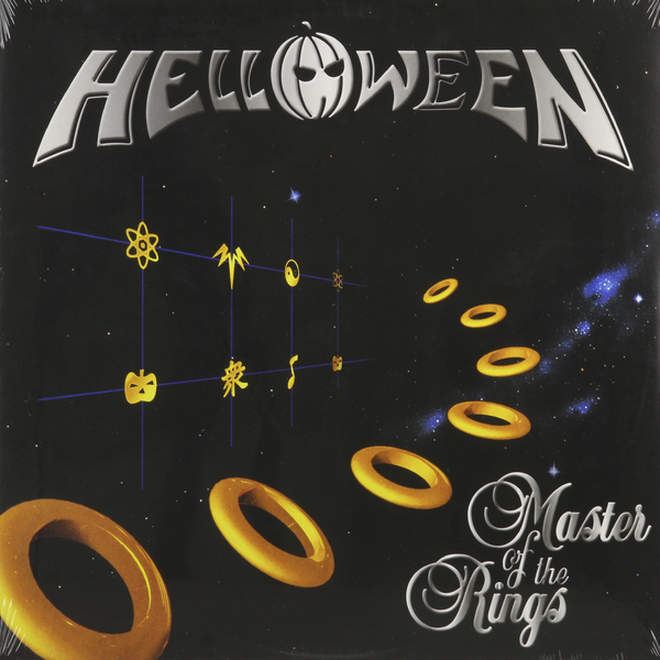 Helloween Helloween - Master Of The Rings the master mummer
