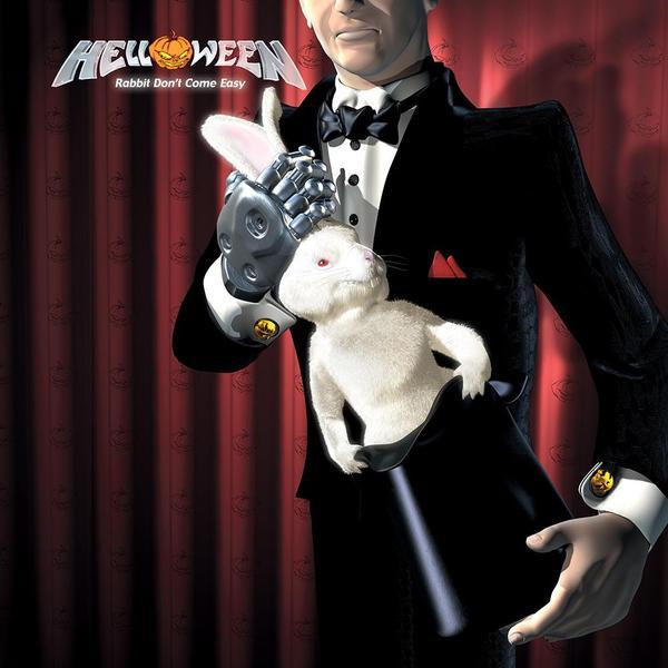 Helloween Helloween - Rabbit Don't Come Easy (2 LP)