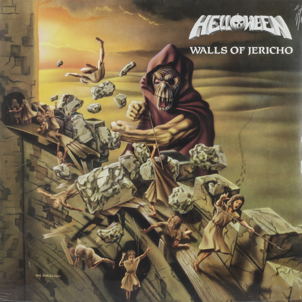 Helloween Helloween - Walls Of Jericho