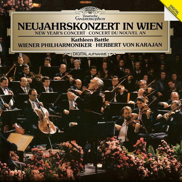 Herbert Von Karajan Herbert Von Karajan - New Year's Concert 1987 (2 LP) bruckner herbert von karajan symphonies 8