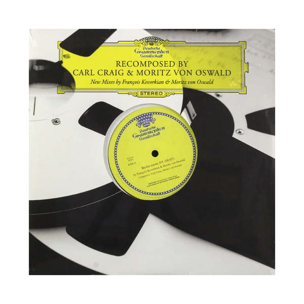 Herbert Von Karajan Herbert Von Karajan - Recomposed By Carl Craig   Mortiz Von Oswald (10 ) bruckner herbert von karajan symphonies 8