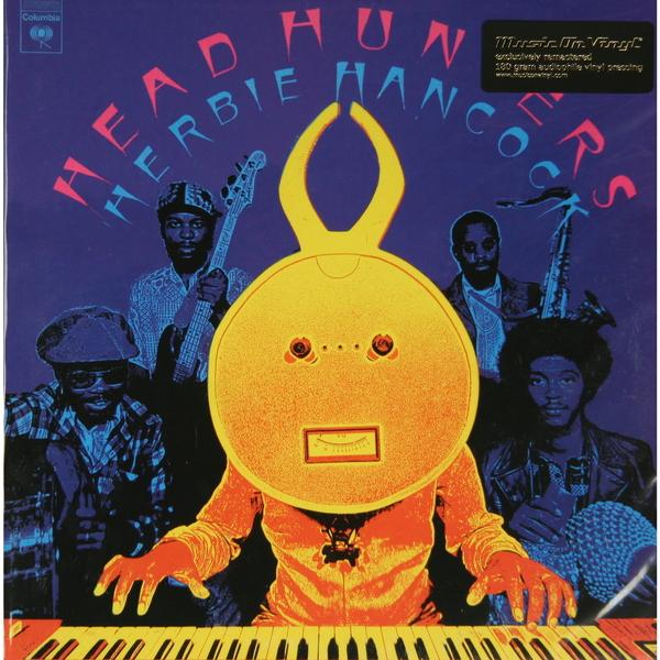 Herbie Hancock Herbie Hancock - Headhunters (180 Gr, Remastered) kraftwerk autobahn 180 gram remastered