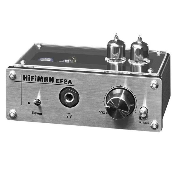 Ламповый усилитель для наушников HiFiMan