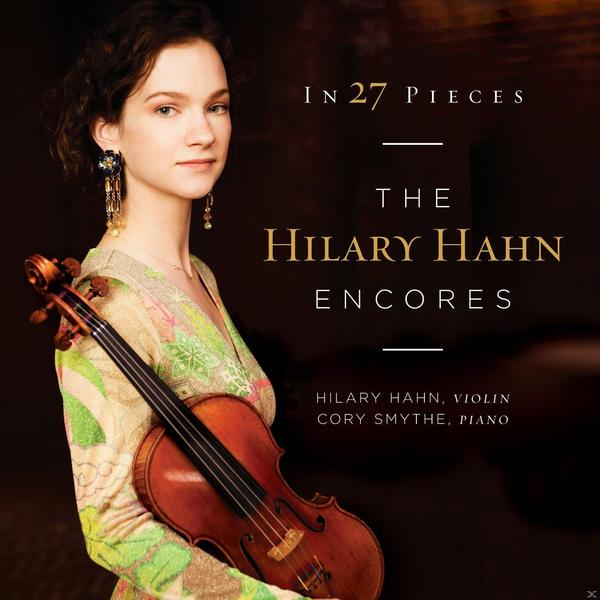 Hilary Hahn Hilary Hahn - The Encores (2 LP) the black keys the black keys el camino 2 lp