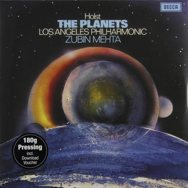 HOLST HOLST - THE PLANETS the planets