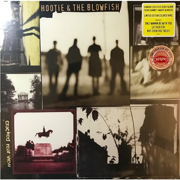 Hootie And The Blowfish Hootie And The Blowfish - Cracked Rear View marxism and darwinism