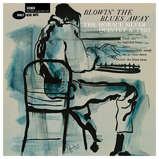 HORACE SILVER HORACE SILVER - BLOWIN' THE BLUES AWAYВиниловая пластинка<br><br>