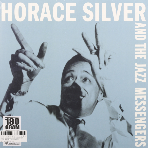 Horace Silver Horace Silver - Horace Siilver And The Jazz Messengers (180 Gr) guano apes guano apes proud like a god 180 gr colour