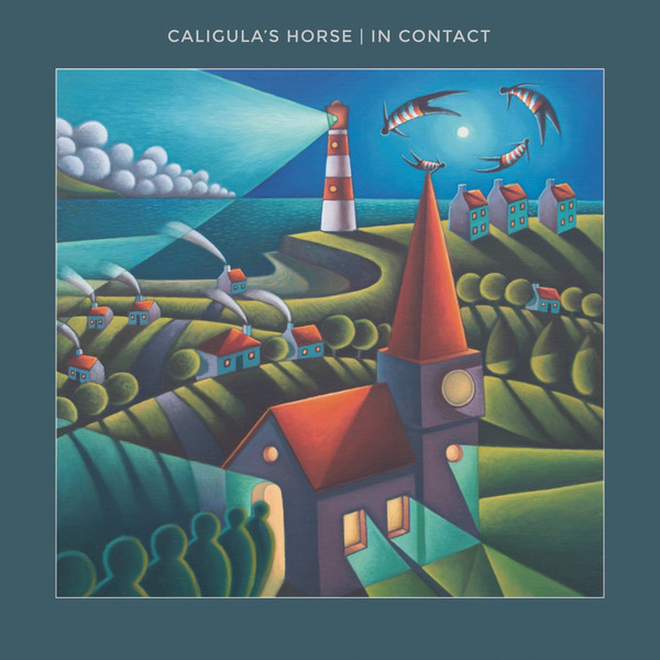 Caligula's Horse Caligula's Horse - In Contact (2 Lp+cd) partners lp cd
