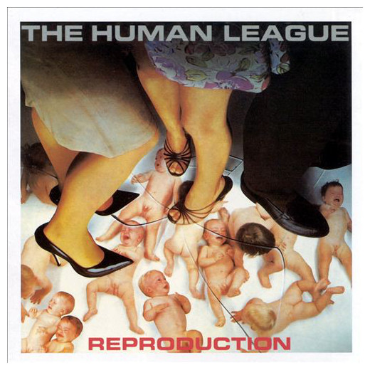HUMAN LEAGUE HUMAN LEAGUE - REPRODUCTION lewis petrinovich human evolution reproduction