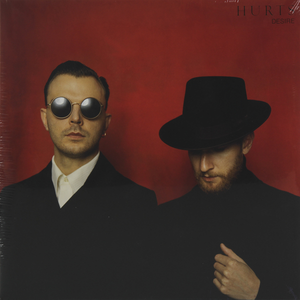 HURTS HURTS - Desire (lp+cd) vildhjarta vildhjarta masstaden lp cd