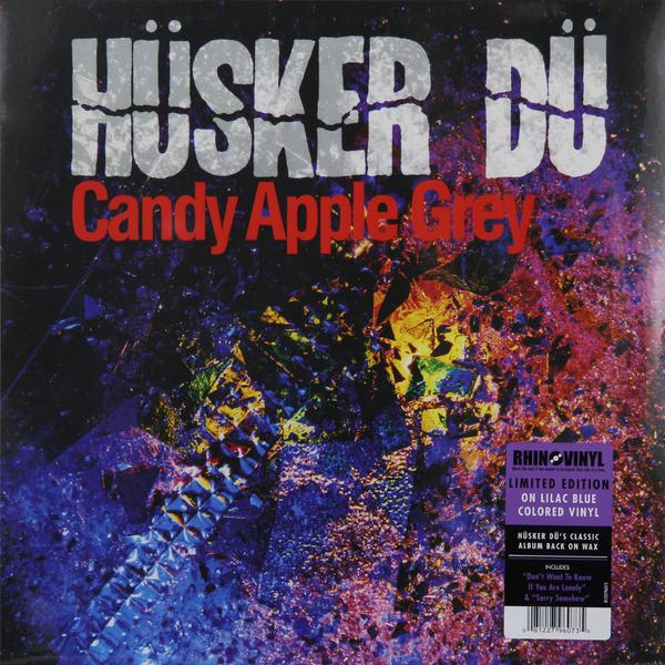 HUSKER DU HUSKER DU - CANDY APPLE GREYВиниловая пластинка<br><br>
