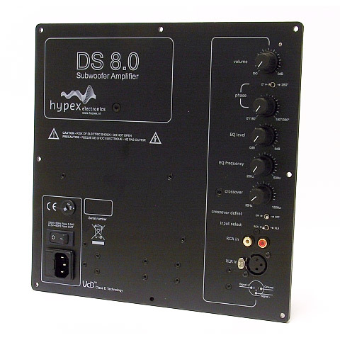 Усилитель для сабвуфера Hypex DS8.0